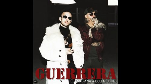 Ya puedes ver el vídeo de 'Guerrera' de Dellafuente y C. Tangana