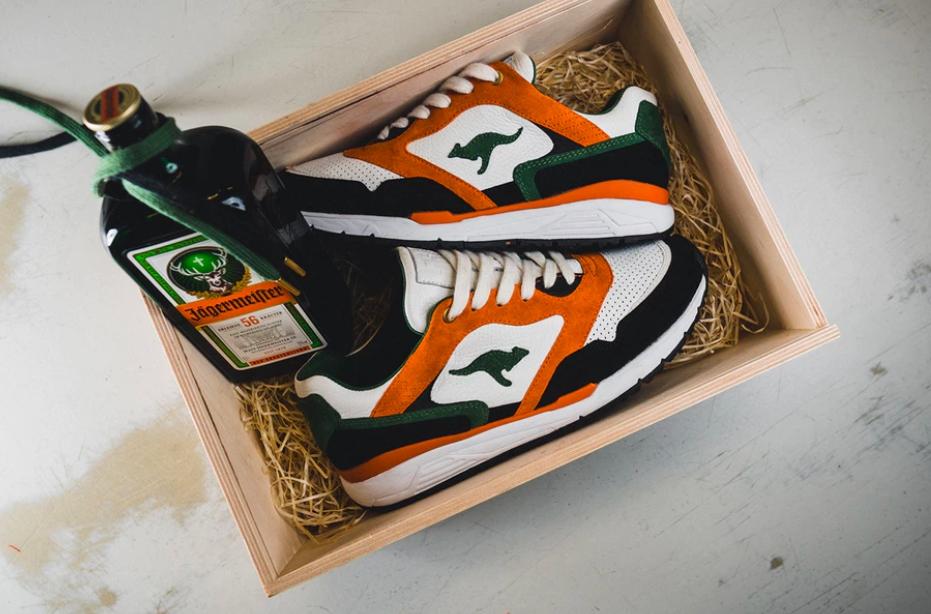 Jagger Zapatillas - De tu garito favorito a tus pies, Jägermeister crea sus primeras zapatillas.