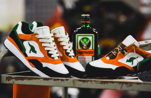 De tu garito favorito a tus pies, Jägermeister crea sus primeras zapatillas.
