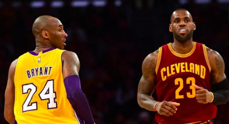 Kobe afirma que le hubiese encantado compartir equipo con LeBron