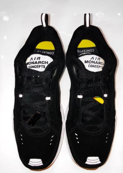 Nike x Concepts 2 - Las Nike Air Monarch x CNCPTS podrían salir a la venta muy pronto