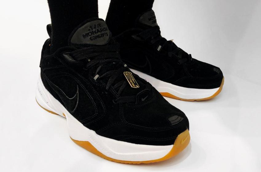 Las Nike Air Monarch x CNCPTS podrían salir a la venta muy pronto