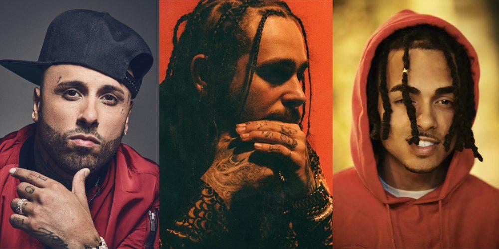 El Latin Remix de 'rockstar' une a Post Malone con Nicky Jam y Ozuna