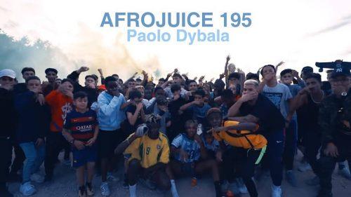 Afrojuice 195 siguen labrándose el camino al top con 'Paulo Dybala'