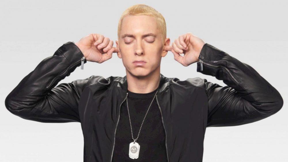 Eminem vuelve a hacer historia con el lanzamiento de 'Revival'