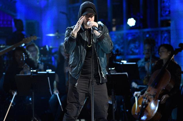 Eminem estrena 'Untouchable' como adelanto de su álbum 'Revival'