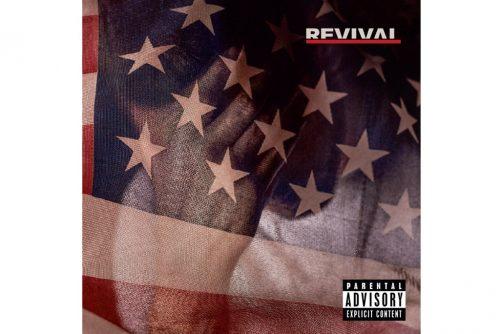 Ya está aquí el esperado álbum 'Revival' de Eminem