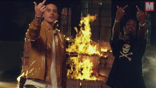 G-Eazy lanza el videoclip del remix de 'No Limit' rodeado de estrellas