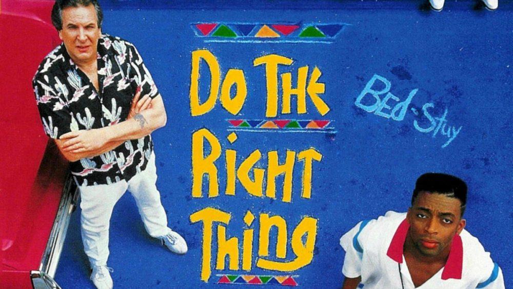 Por qué tienes que volver a ver «Haz lo que debas» de Spike Lee