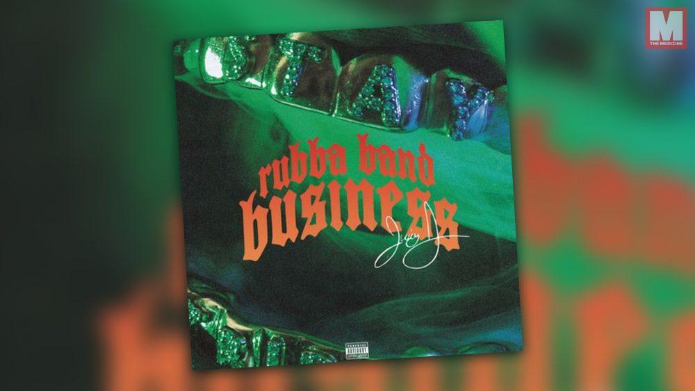 Ya está aquí 'Rubba Band Business', el nuevo álbum de Juicy J