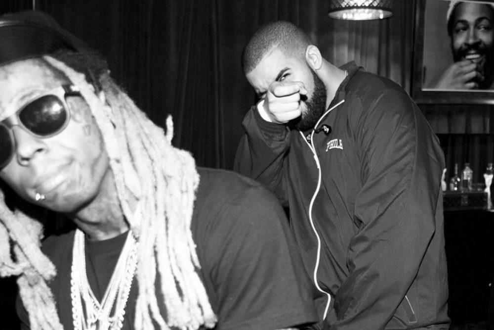 Lil Wayne y Drake vuelven a reunirse sobre 'Family Feud' de JAY-Z
