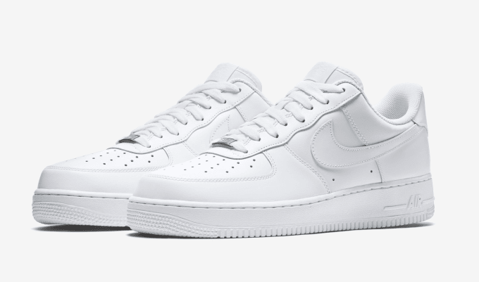 ¿Son las Air Force One la zapatilla hip hop por excelencia?