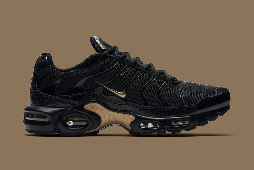 nike new year black and gold pack 1 1000x668 - Nike empezará 2018 con un exclusivo pack en negro y oro
