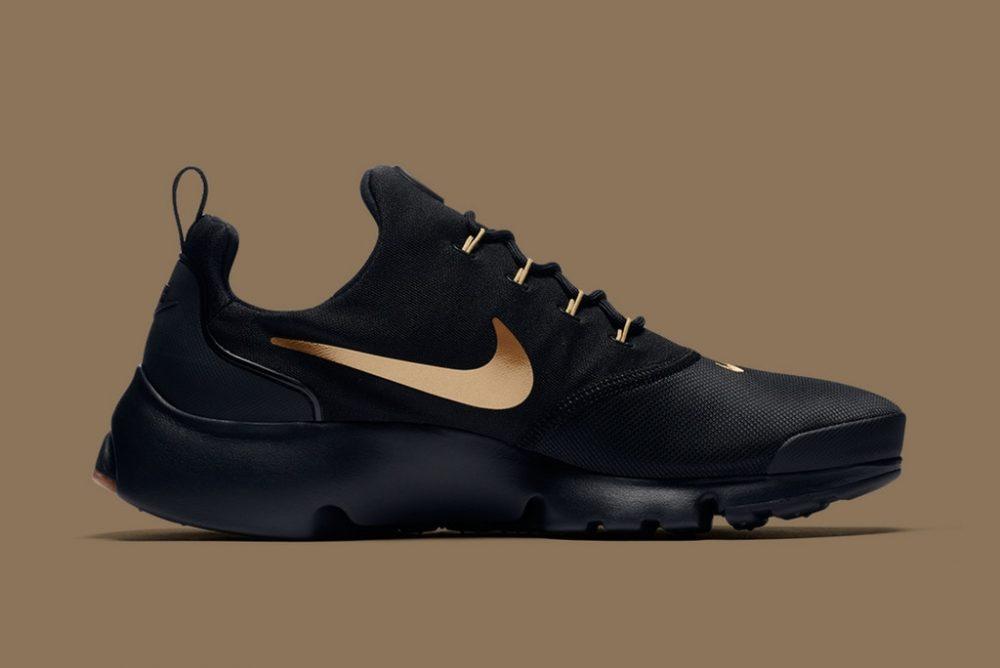 nike new year black and gold pack 4 1000x668 - Nike empezará 2018 con un exclusivo pack en negro y oro