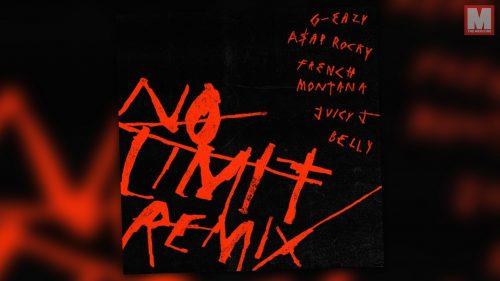 French Montana, Juicy J y Belly se unen al 'No Limit' de G-Eazy