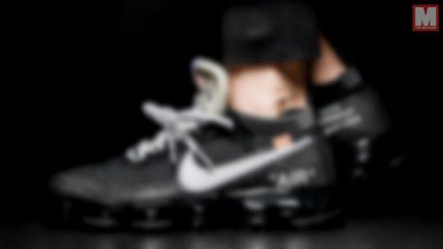 Off-White y Nike colaboran en unas nuevas VaporMax
