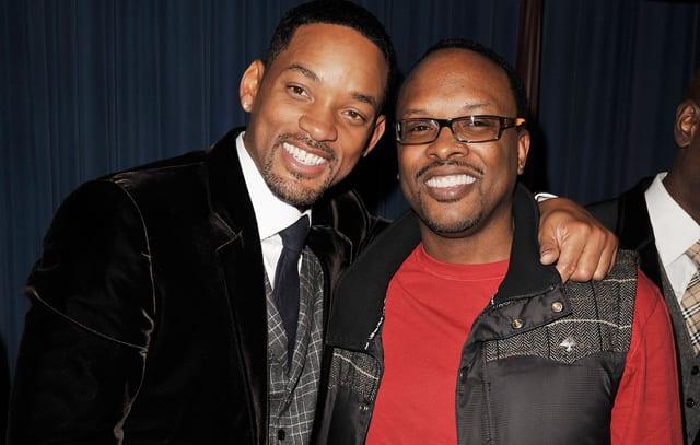 Will Smith y DJ Jazzy Jeff han estado preparando un proyecto juntos