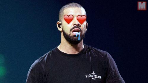 Drake y Zoë Kravitz cautivan a sus seguidores al ser pillados abrazándose