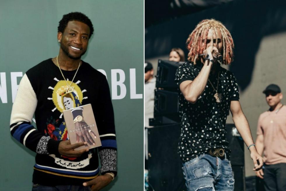 Gucci Mane trata de fichar a Lil Pump en 1017 Records