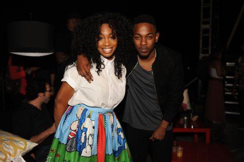 Kendrick Lamar y SZA sueltan 'All The Stars' de la BSO de Black Panther