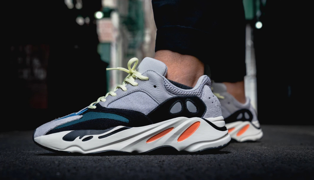 Adidas Relanzarán Yeezy 700 'wave Boost Kanye Las Runner' Y byf76g