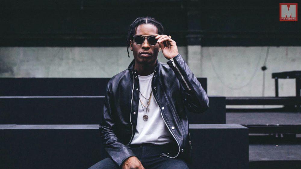 A$AP Rocky lo pone todo a punto para estrenar su nuevo álbum
