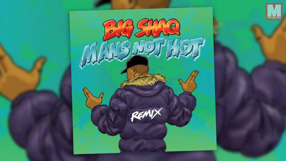 'Man's Not Hot' de Big Shaq ya tiene remix… y está cargado de estrellas grime