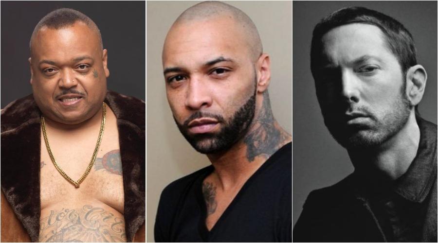 Resumimos todo el follón que hay entre Eminem y Joe Budden