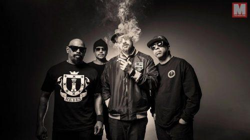 El nuevo álbum de Cypress Hill podría ver la luz en 2018