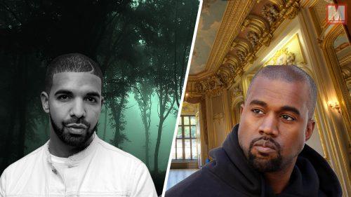 14 canciones para entender qué es eso de 'Kanye attitude, Drake feelings'