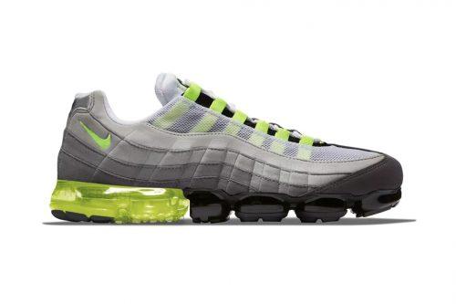 Así lucen las primeras imágenes de las Nike Air Max 95 x VaporMax