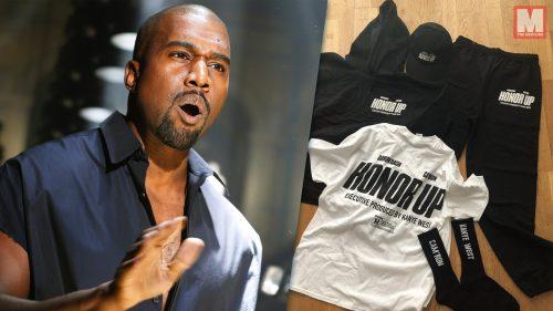 Kanye West diseña nuevo merchandising para la película 'Honor Up' de Dame Dash