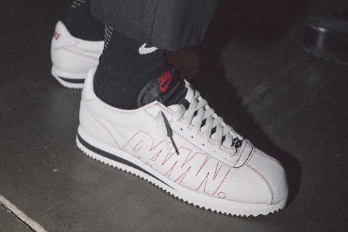 Kendrick Lamar y Nike presentan públicamente las Cortez 'Kenny 1'