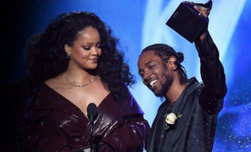 Kendrick Lamar da una lección al hip hop tras ganar 5 Grammys