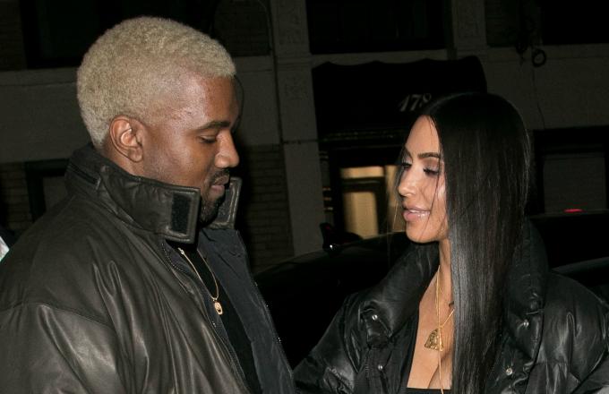 Kim Kardashian y Kanye West anuncian el nacimiento de su tercer bebé