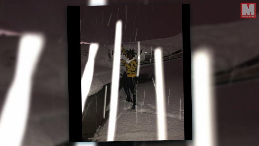 Kodak Black inaugura el año con su nuevo single 'Here It Is'