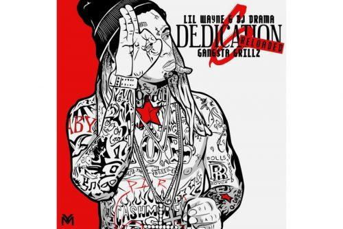 Lil Wayne nos hace vibrar una vez más con 'Dedication 6: Reloaded'