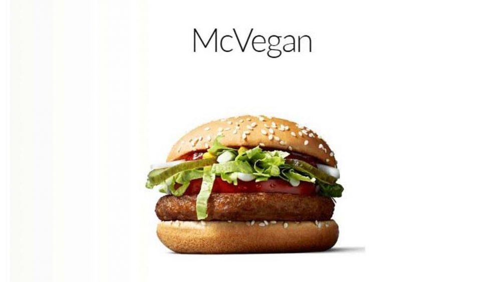 Entusiasmo en la comunidad vegana por el lanzamiento de la McDonald's McVegan Burger
