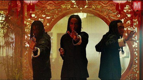 Migos traen un rollo de lo más oriental en su nuevo videoclip 'Stir Fry'
