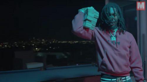 Offset presume como nadie en su nuevo videoclip 'Violation Freestyle'