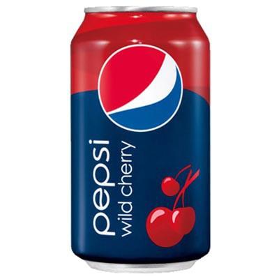 pepsi wild cherry soda - 5 refrescos que deberías probar si viajas a Estados Unidos