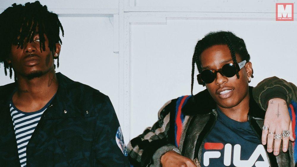 A$AP Rocky se burla de Playboi Carti en Instagram