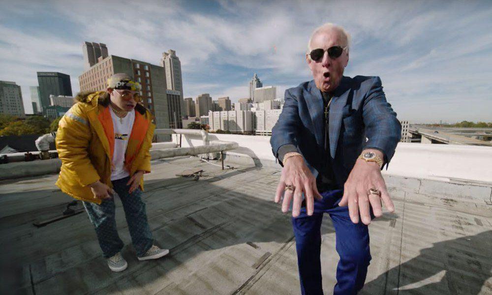 ¿Por qué los artistas de rap y trap están obsesionados con Ric Flair?