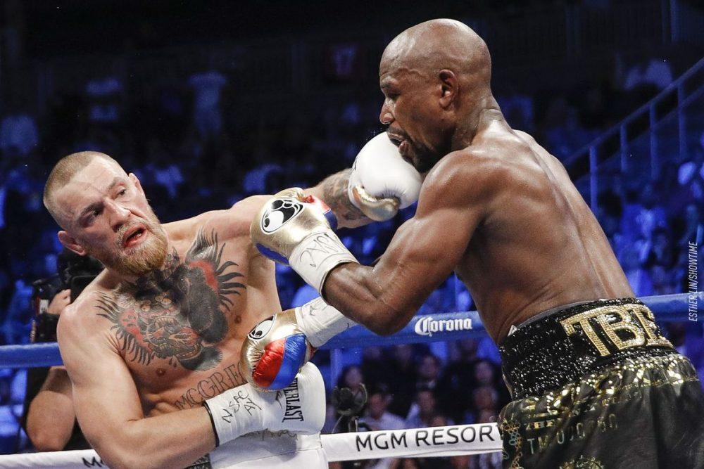 Conor McGregor quiere la revancha contra Floyd Mayweather
