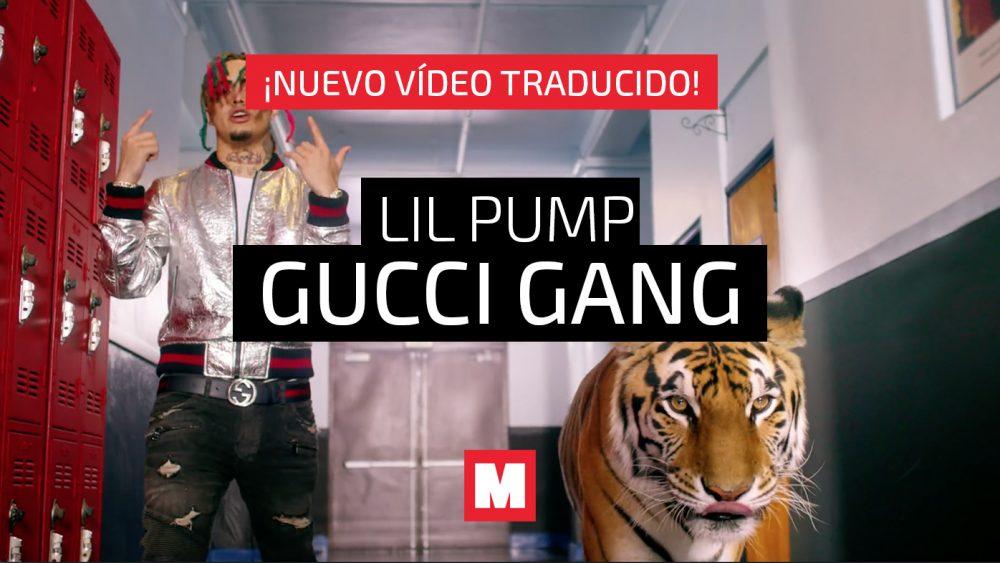 Te traemos 'Gucci Gang' de Lil Pump traducida y subtitulada en español