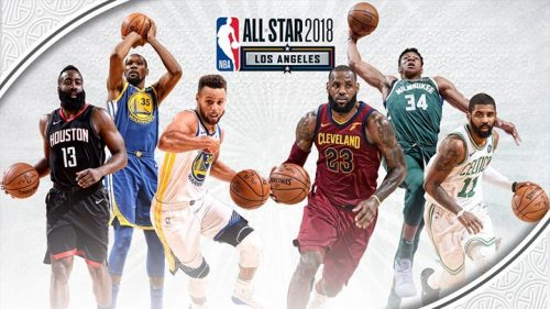 All-Star Weekend y streetwear: Así se presenta la edición 2018