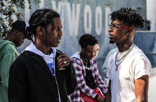 A$AP Rocky, Gucci Mane y 21 Savage suman fuerzas en 'Cocky'