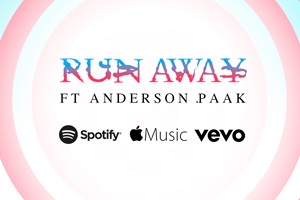 ¡DJ Soak y Anderson .Paak lanzan Run Away!