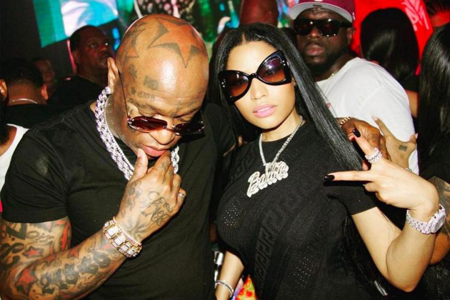 Birdman asegura que Nicki Minaj es la mejor rapera de la historia