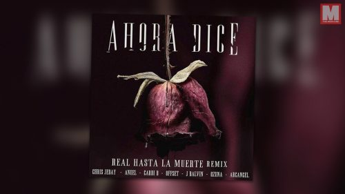 Cardi B y Offset se unen al remix del 'Ahora Dice' de Chris Jeday